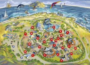 SeaLifeParkHawaii-Map