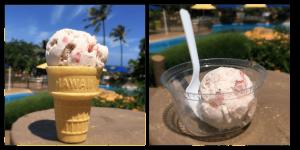シーライフパークハワイ・アイスクリーム